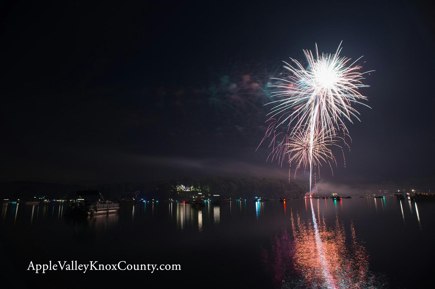 Independence Day Celebration at Apple Valley Lake