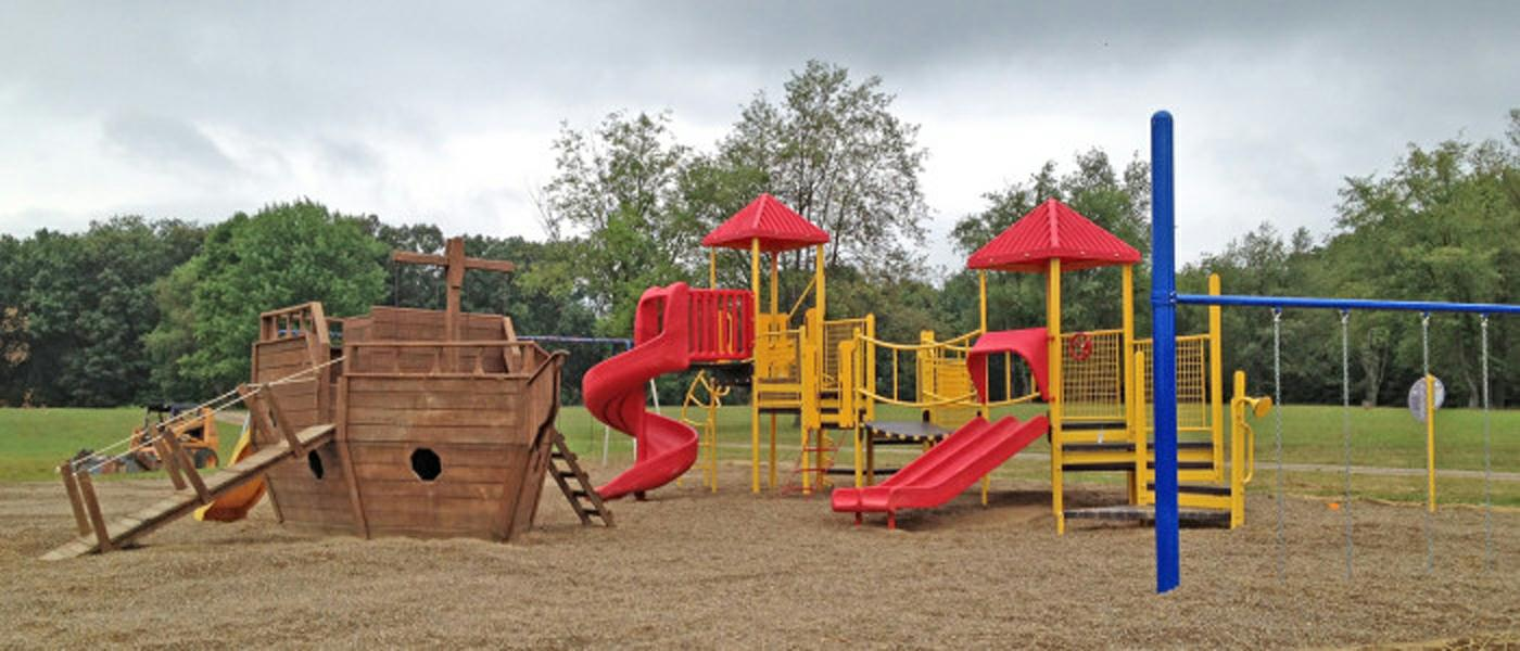 Floral Valley Playground